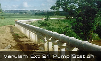 Verulam Ext 21 Pump Station