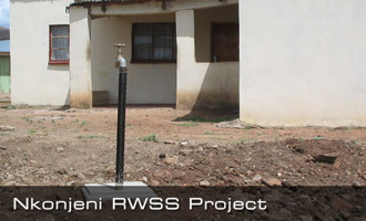 Nkonjeni RWSS Project