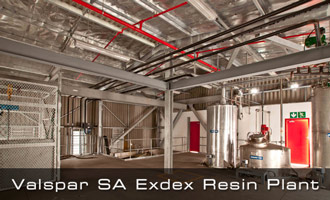 Valspar SA (Pty) Ltd Exdex Resin Plant